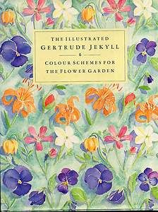 """Gertrude Jekyll…""""the"""" classic book on perennial gardens!"""