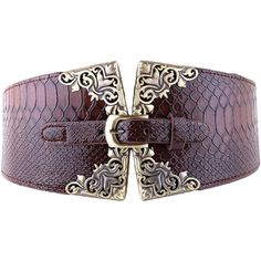 King Ma Korea Style Vintage Girdle Retro Wide Belt for womens Ladies ($4.99) ❤ liked on Polyvore featuring accessories, belts, fat belt, retro belt, vintage belt, wide belt and thick belts