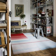 HAY S&B Colour Carpet  Let's see more on http://www.eclectic-cool.com/collections/vendors?page=3&q=HAY   #design #interior #lifestyle #furniture #interiordesign #modern #carpet #rug #S&B #HAY