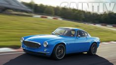 Cyan Racing Resurrects The Volvo P1800 As A Badass Little Racecar