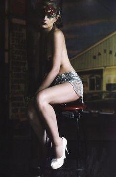 Paolo Roversi - um dos ícones da fotografia de moda