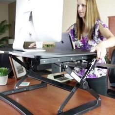 Featured Product: Surge Height Adjustable Desktop Riser