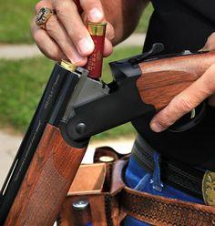 Stevens New Affordable Over-Under Shotgun