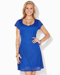charming charlie | Demi Crochet Dress | UPC: 410006414983 #charmingcharlie