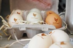 Mini Egg Chicken Stamp For Eggs Egg Stamp by SubstationPaperie