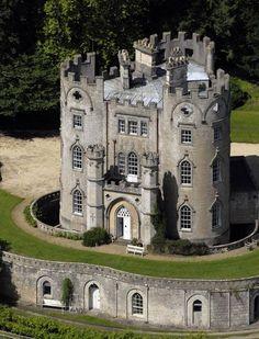 Castle in Ireland: