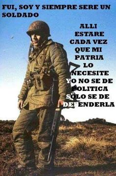 Héroe de Argentina.