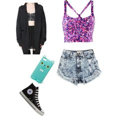 Salute Little Mix Outfits, Polyvore, Image, Fashion, Moda, Fashion Styles, Fashion Illustrations