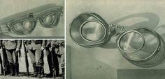 È il 1924 e i Protector ottengono il primo di 14 brevetti internazionali! Composti da 41 pezzi che richiedono 43 diverse operazioni di montaggio, i Protector nel 1927 vengono adottati, dopo un'attenta analisi, anche dal Dipartimento Militare della Svizzera.