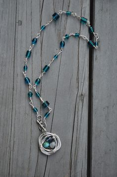 Cute necklace.  Great Mother's Day Gift!