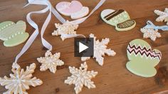 Winter Cookie Decorating | @House & Home Online TV