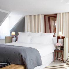 Bedroom, Le Royal Monceau Raffles Paris 600m from Arc de Triomphe vossy.com