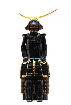 黒漆五枚胴具足/伊達政宗所用 Samurai Armor, Japanese Culture, Inventions, Ninja, Weapons, Battle, Weapons Guns, Guns, Ninjas