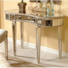 Bassett Mirror Company Borghese Small Vanity