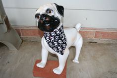 The Bohemian Bow Wow The skull and bog bones by cimoore on Etsy, $7.00