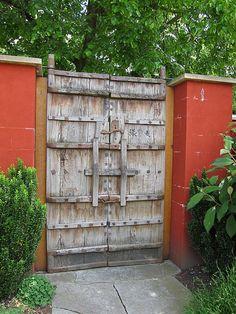 . Metal Gates, Wooden Gates, Wrought Iron Gates, Arch Gate, Entrance Gates, Front Gates, Porte Cochere, Lawn And Garden, Home And Garden
