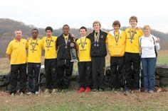 XC record-breakers: Newark boys team scores best finish in 22 years [Newark Post Online: November 14, 2012]