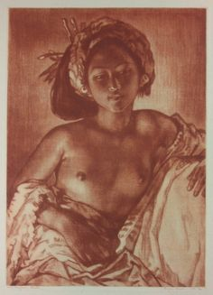 View Portret van een Balinees meisje By Willem Gerard Hofker; Access more artwork lots and estimated & realized auction prices on MutualArt. Bali Painting, Indonesian Art, Balinese, Famous Artists, Art Oil, Printmaking, Illustration Art, Indie, Fine Art