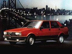 Alfa Romeo Giulietta (1977-1985)