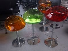 funky high stools - Google Search