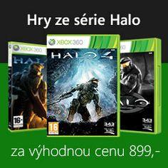 Xbox 360 - Halo series -  - 250x250