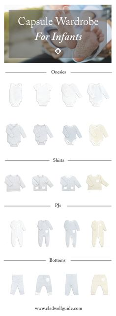 What if Your Baby Had a Minimal Wardrobe? Meet Mori. — CLADWELL GUIDE