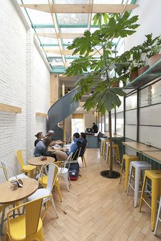 Galeria de Restaurante Conolove / Oficina Informal - 6