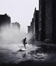 Allan Grant - Heat Wave, New York, 1952