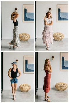 All the Trunk Club Pieces I Tried on for Summer so You Don't Have To - The Effortless Chic #summerstyle #summerwardrobe #vacationoutfits