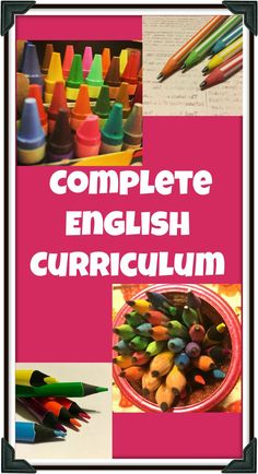 Complete Curriculum for Middle School English. Thousands of pages of classwork, presentations,quizzes, tests, and answer keys