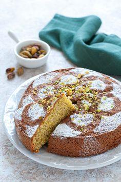 Golosissima #torta ai #pistacchi soffice e semplice da realizzare #ricetta #cake #caprese