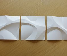 Hello! In this instructable I will introduce the basics of curved paper folding. You'll need the following to get started:-medium weight paper such as...