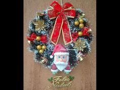 Guirlanda de Natal (Papapi Noel)