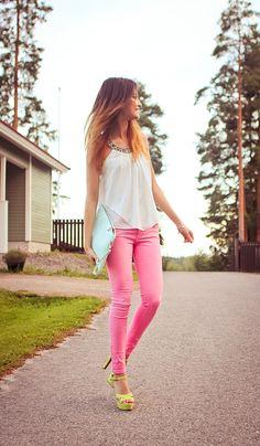 summer color