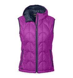 Outdoor Research Womens Aria Vest Ultraviolet Large * Continue to the product at the image link.