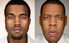 Jay-Z & Kanye West.