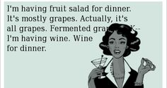 Why getting drunk on wine is the best kind of getting drunk.