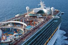 So much to see, so much to do. #freedomoftheseas #cruise #vacation