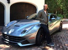 Jason Statham's Daily Driver Is a Ferrari F12berlinetta: Too Good for an F-Type | automotive99.com