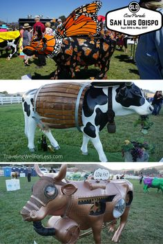 CowParade, 4-H for t