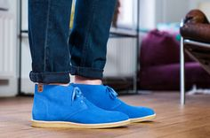 Celebrate Spring with these gorgeous suede shoes from Dutch brand Wednesday Whiskey