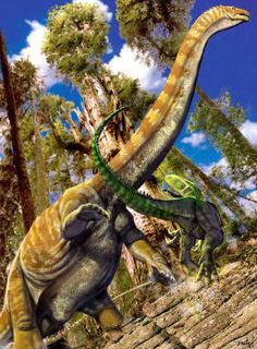 Dinosaurs A to Z - A Guide to the Various Types of Dinosaurs: Herbivorous Dinosaurs