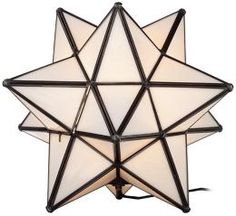 Star Table lamp--creates instant mood