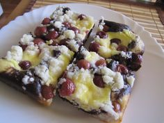Vegetable Pizza, Cheesecake, Treats, Vegetables, Sweet, Recipes, Food, Cakes, Sweet Like Candy