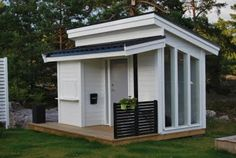love this cubby house, this is my style of Cubby house. More