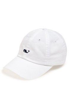 e68772d167437 Vineyard Vines Whale Logo Cap - ShopStyle Hats