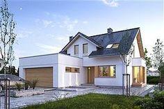 Projekt domu Praktyczny 2A