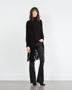 ZARA - WOMAN - POLO NECK SWEATER