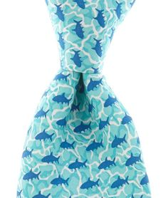 Clearwater Tie - trying to find ties that match both seersucker and the blue of your dress