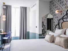 Hôtel Panache, Paris, France It Parisian designer Dorothée Meilichzon delivers another spot-on hotel in buzzy ninth.